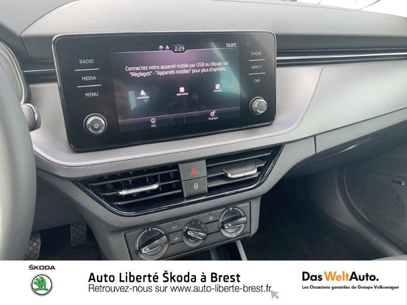 Photo 8 de l'offre de SKODA Kamiq 1.0 TSI Evo 110ch Young Edition DSG7 à 21490€ chez Auto Liberté - SKODA Brest