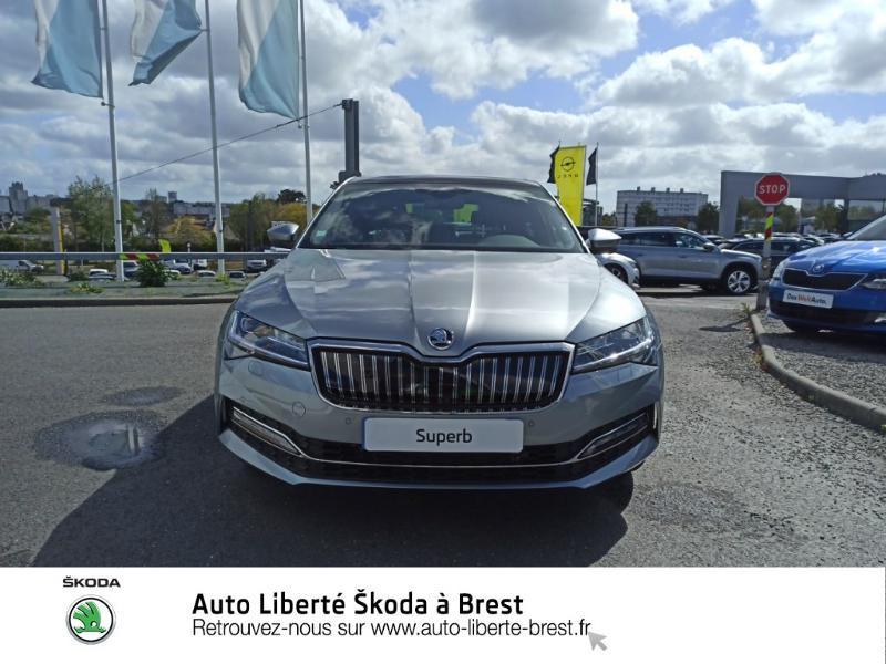 Photo 5 de l'offre de SKODA Superb 1.4 TSI PHEV 218ch Laurin&Klement DSG6 Euro6d-T EVAP à 43990€ chez Auto Liberté - SKODA Brest