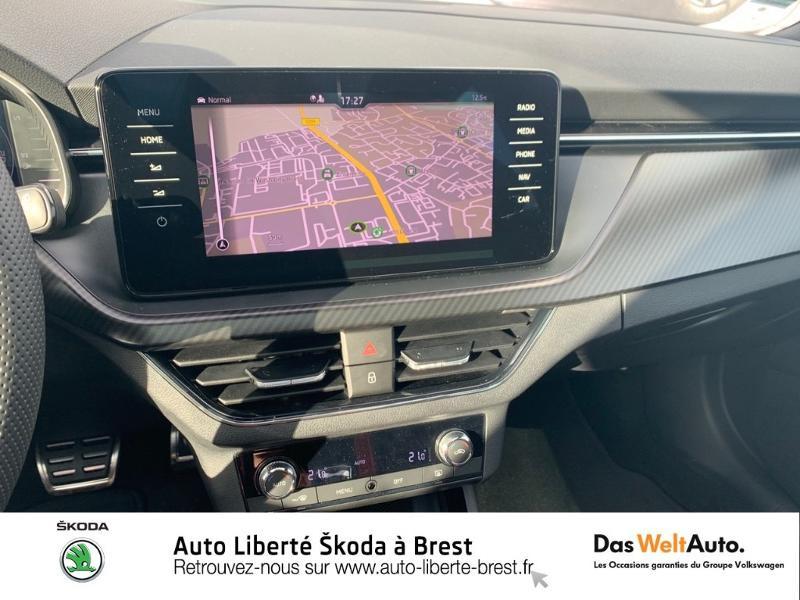 Photo 8 de l'offre de SKODA Kamiq 1.6 TDI 116ch Monte-Carlo DSG7 à 30490€ chez Auto Liberté - SKODA Brest
