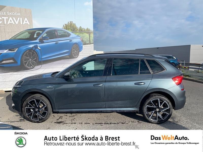 Photo 2 de l'offre de SKODA Kamiq 1.6 TDI 116ch Monte-Carlo DSG7 à 30490€ chez Auto Liberté - SKODA Brest