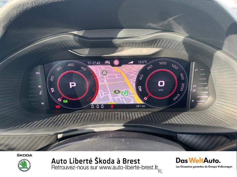 Photo 9 de l'offre de SKODA Kamiq 1.6 TDI 116ch Monte-Carlo DSG7 à 30490€ chez Auto Liberté - SKODA Brest