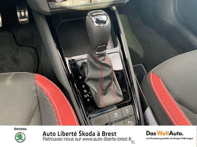 Photo 10 de l'offre de SKODA Kamiq 1.6 TDI 116ch Monte-Carlo DSG7 à 30490€ chez Auto Liberté - SKODA Brest