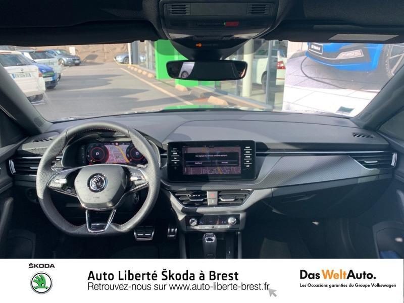 Photo 6 de l'offre de SKODA Kamiq 1.6 TDI 116ch Monte-Carlo DSG7 à 30490€ chez Auto Liberté - SKODA Brest