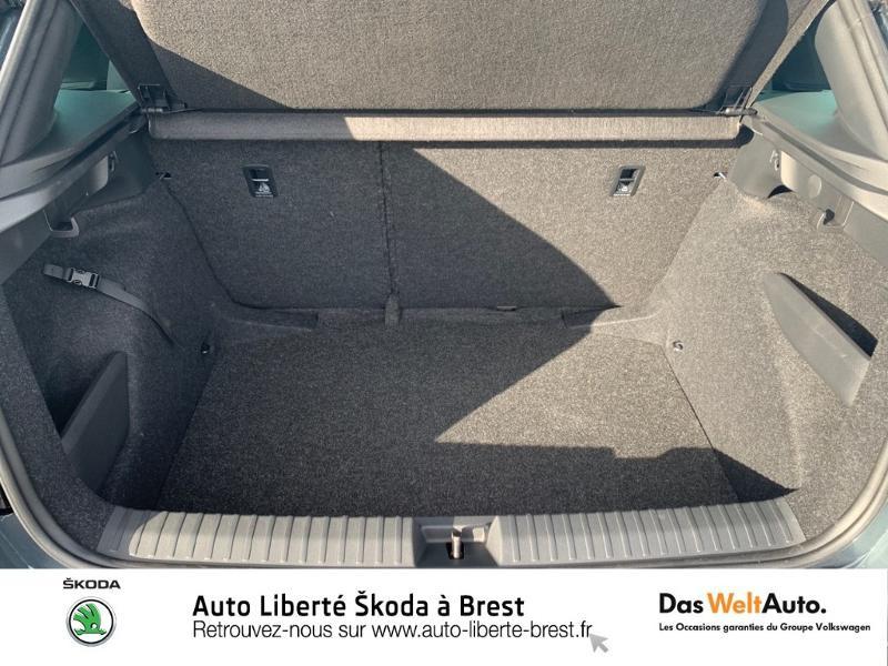 Photo 12 de l'offre de SKODA Kamiq 1.6 TDI 116ch Monte-Carlo DSG7 à 30490€ chez Auto Liberté - SKODA Brest