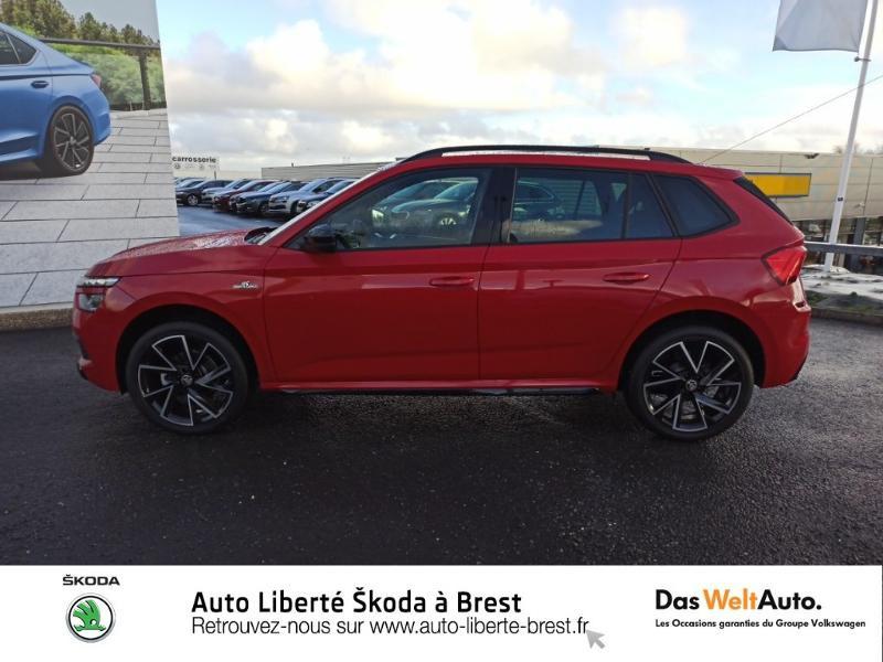 Photo 2 de l'offre de SKODA Kamiq 1.0 TSI 116ch Monte-Carlo DSG7 à 27990€ chez Auto Liberté - SKODA Brest