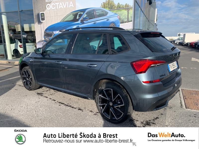 Photo 3 de l'offre de SKODA Kamiq 1.6 TDI 116ch Monte-Carlo DSG7 à 30490€ chez Auto Liberté - SKODA Brest