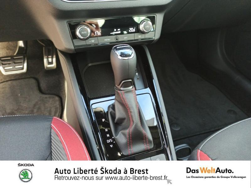 Photo 10 de l'offre de SKODA Kamiq 1.0 TSI 116ch Monte-Carlo DSG7 à 27990€ chez Auto Liberté - SKODA Brest