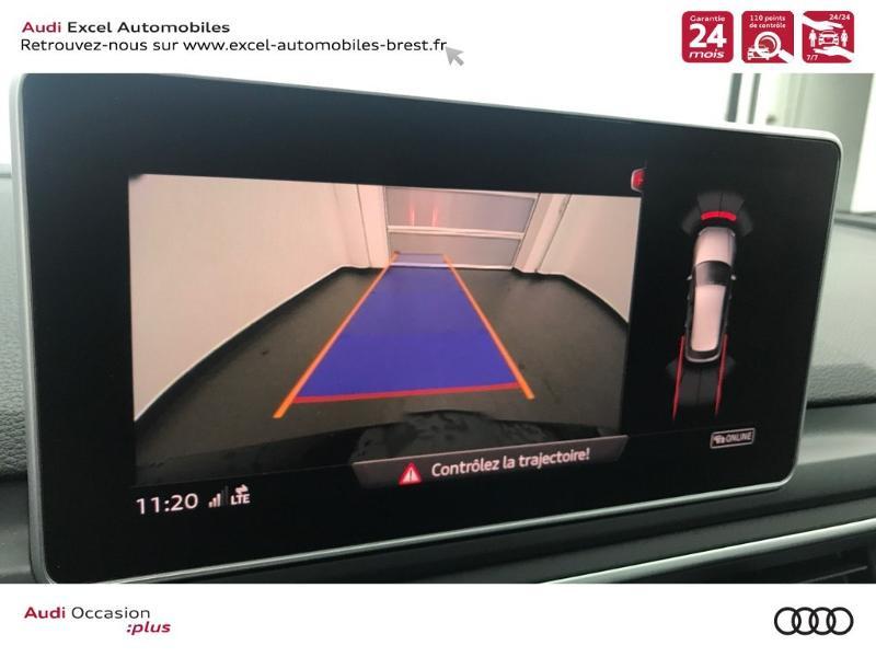 Photo 12 de l'offre de AUDI A4 Avant 2.0 TDI 150ch S line S tronic 7 à 38960€ chez Excel Automobiles – Audi Brest