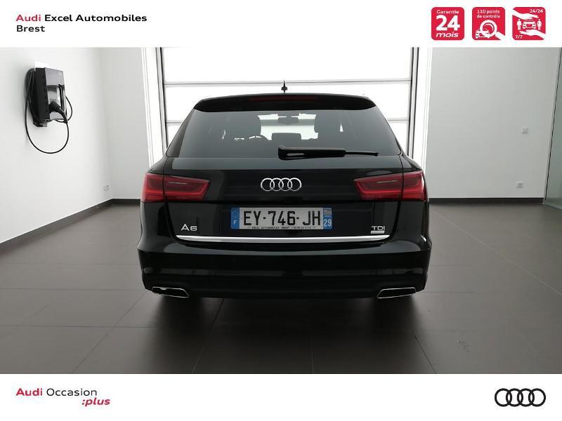 Photo 5 de l'offre de AUDI A6 Avant 2.0 TDI 190ch ultra Avus S tronic 7 à 38990€ chez Excel Automobiles – Audi Brest