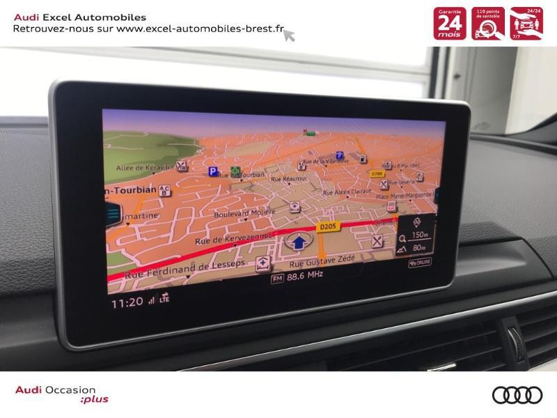 Photo 10 de l'offre de AUDI A4 Avant 2.0 TDI 150ch S line S tronic 7 à 38960€ chez Excel Automobiles – Audi Brest