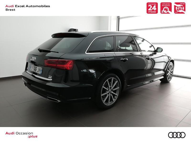 Photo 4 de l'offre de AUDI A6 Avant 2.0 TDI 190ch ultra Avus S tronic 7 à 38990€ chez Excel Automobiles – Audi Brest