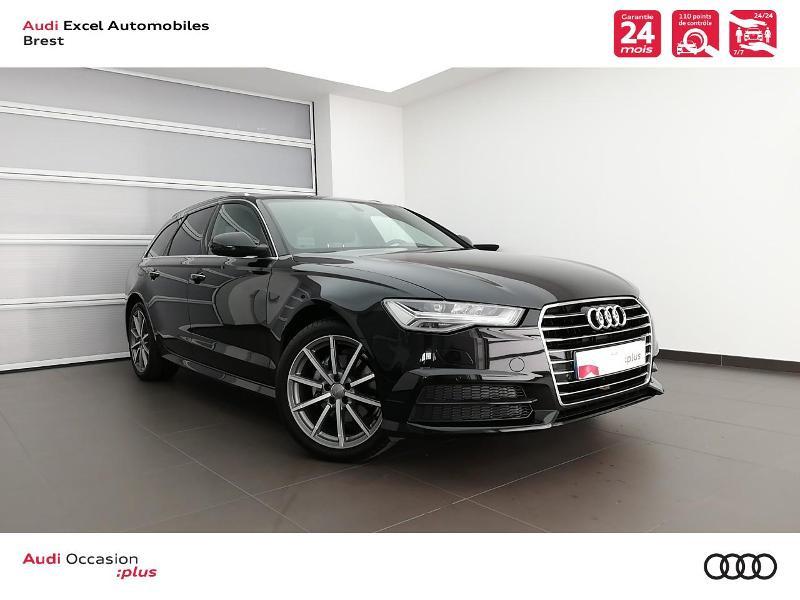 Photo 1 de l'offre de AUDI A6 Avant 2.0 TDI 190ch ultra Avus S tronic 7 à 38990€ chez Excel Automobiles – Audi Brest