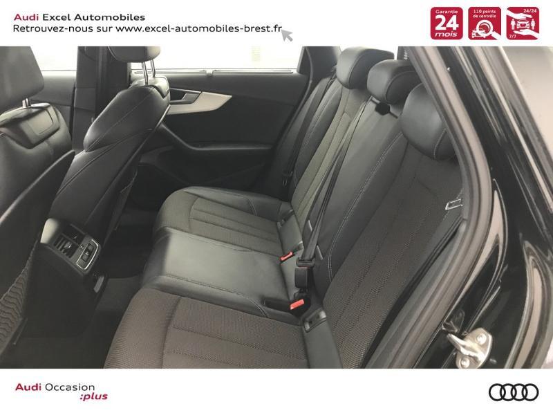 Photo 8 de l'offre de AUDI A4 Avant 2.0 TDI 150ch S line S tronic 7 à 38960€ chez Excel Automobiles – Audi Brest