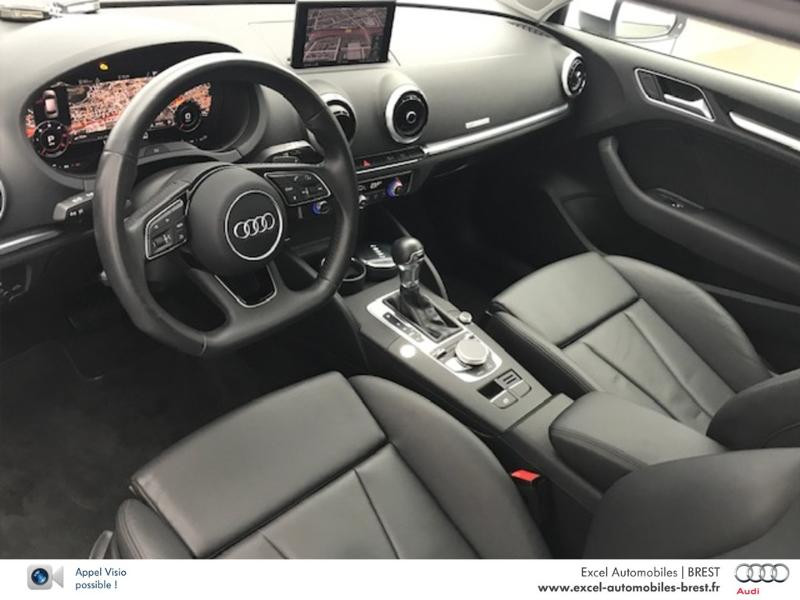 Photo 6 de l'offre de AUDI A3 2.0 TDI 150ch Design luxe S tronic 7 à 26960€ chez Excel Automobiles – Audi Brest