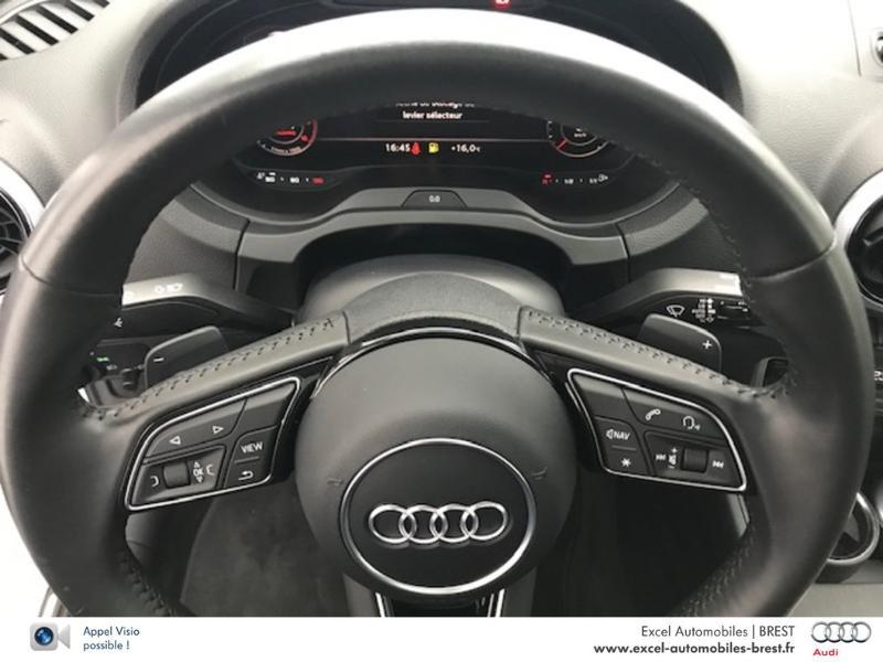 Photo 16 de l'offre de AUDI A3 2.0 TDI 150ch Design luxe S tronic 7 à 26960€ chez Excel Automobiles – Audi Brest
