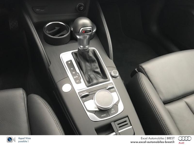 Photo 15 de l'offre de AUDI A3 2.0 TDI 150ch Design luxe S tronic 7 à 26960€ chez Excel Automobiles – Audi Brest