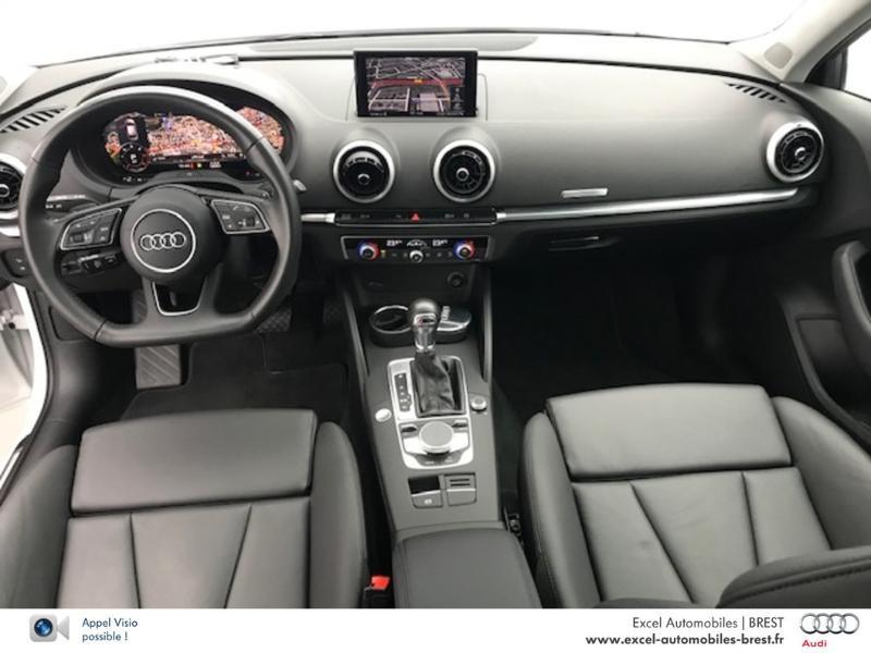 Photo 7 de l'offre de AUDI A3 2.0 TDI 150ch Design luxe S tronic 7 à 26960€ chez Excel Automobiles – Audi Brest