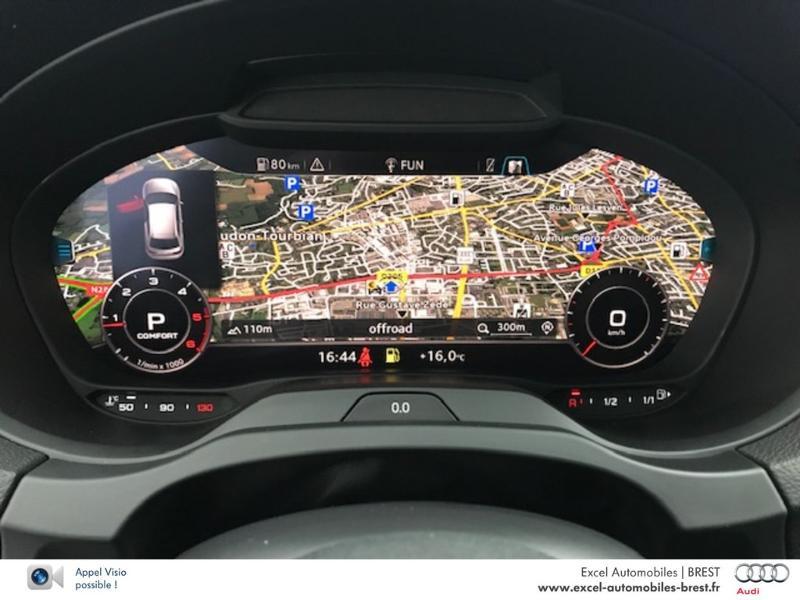Photo 10 de l'offre de AUDI A3 2.0 TDI 150ch Design luxe S tronic 7 à 26960€ chez Excel Automobiles – Audi Brest