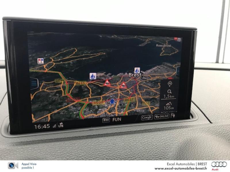 Photo 11 de l'offre de AUDI A3 2.0 TDI 150ch Design luxe S tronic 7 à 26960€ chez Excel Automobiles – Audi Brest