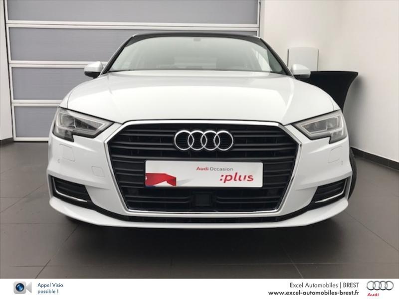 Photo 2 de l'offre de AUDI A3 2.0 TDI 150ch Design luxe S tronic 7 à 26960€ chez Excel Automobiles – Audi Brest