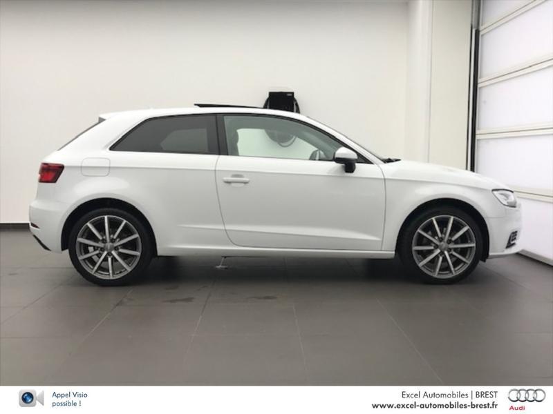 Photo 3 de l'offre de AUDI A3 2.0 TDI 150ch Design luxe S tronic 7 à 26960€ chez Excel Automobiles – Audi Brest