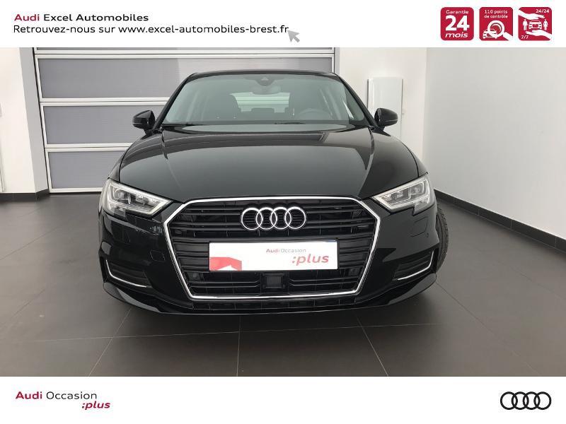 Photo 2 de l'offre de AUDI A3 Sportback 1.0 TFSI 115ch Design luxe S tronic 7 à 28900€ chez Excel Automobiles – Audi Brest