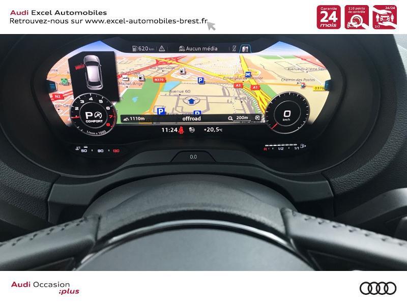 Photo 11 de l'offre de AUDI A3 Sportback 1.0 TFSI 115ch Design luxe S tronic 7 à 28900€ chez Excel Automobiles – Audi Brest