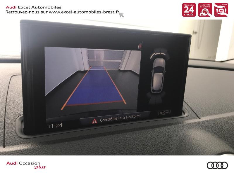 Photo 13 de l'offre de AUDI A3 Sportback 1.0 TFSI 115ch Design luxe S tronic 7 à 28900€ chez Excel Automobiles – Audi Brest