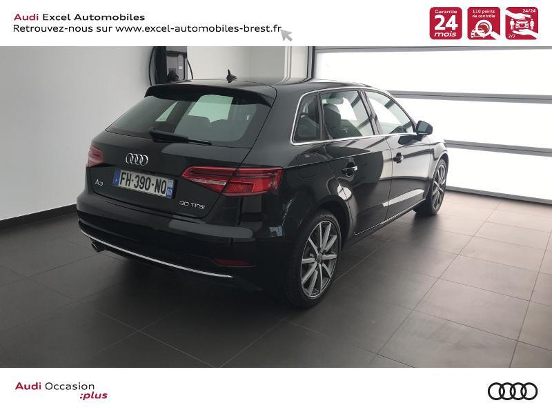 Photo 4 de l'offre de AUDI A3 Sportback 1.0 TFSI 115ch Design luxe S tronic 7 à 28900€ chez Excel Automobiles – Audi Brest