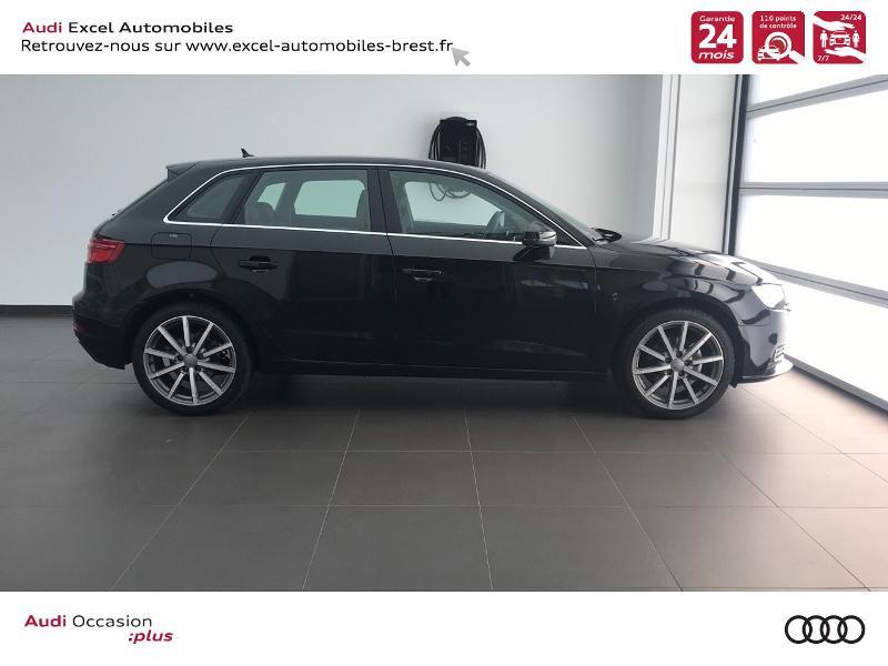 Photo 3 de l'offre de AUDI A3 Sportback 1.0 TFSI 115ch Design luxe S tronic 7 à 28900€ chez Excel Automobiles – Audi Brest
