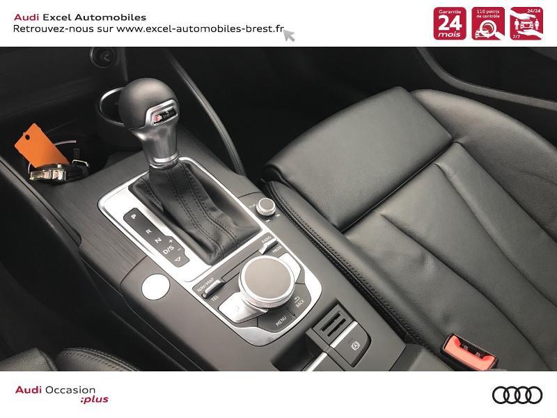 Photo 10 de l'offre de AUDI A3 Sportback 1.0 TFSI 115ch Design luxe S tronic 7 à 28900€ chez Excel Automobiles – Audi Brest