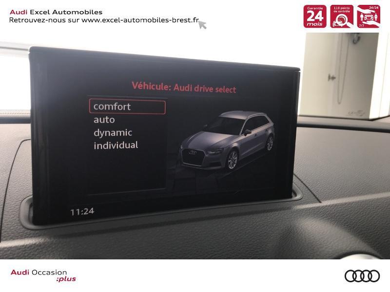 Photo 15 de l'offre de AUDI A3 Sportback 1.0 TFSI 115ch Design luxe S tronic 7 à 28900€ chez Excel Automobiles – Audi Brest