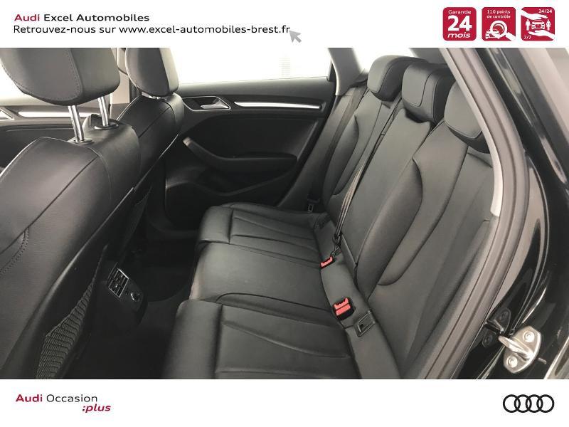 Photo 8 de l'offre de AUDI A3 Sportback 1.0 TFSI 115ch Design luxe S tronic 7 à 28900€ chez Excel Automobiles – Audi Brest
