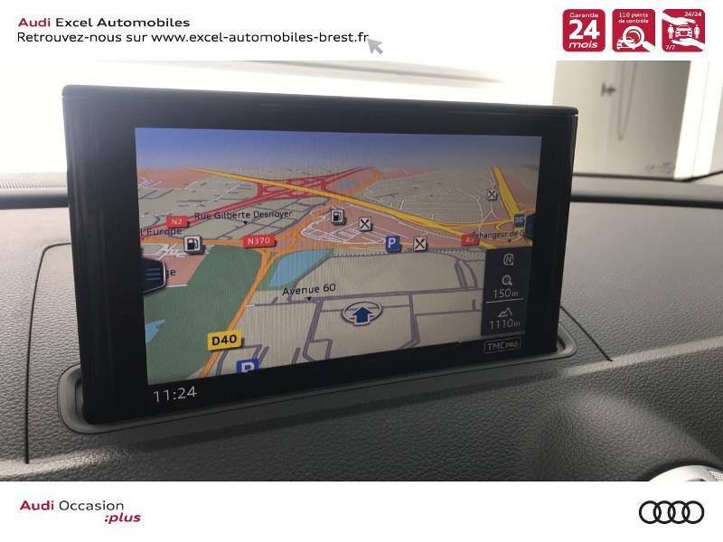Photo 12 de l'offre de AUDI A3 Sportback 1.0 TFSI 115ch Design luxe S tronic 7 à 28900€ chez Excel Automobiles – Audi Brest