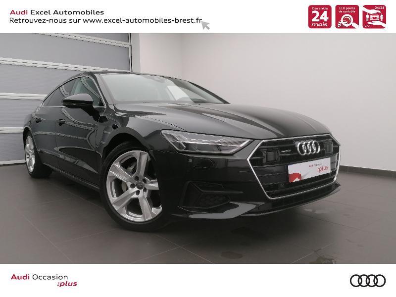 Audi A7 Sportback 50 TDI 286ch Avus quattro tiptronic 8 Euro6d-T 138g Diesel GRIS VEZUVE METALLIS Occasion à vendre