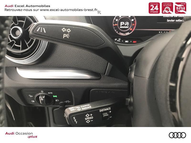 Photo 16 de l'offre de AUDI A3 Sportback 1.0 TFSI 115ch Design luxe S tronic 7 à 28900€ chez Excel Automobiles – Audi Brest
