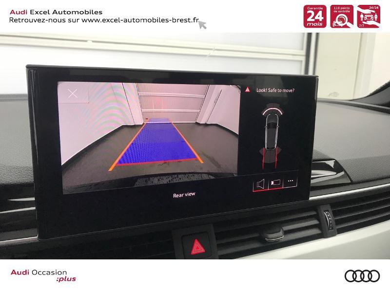 Photo 13 de l'offre de AUDI A4 Avant 35 TDI 163ch S line S tronic 7 94g à 39990€ chez Excel Automobiles – Audi Brest