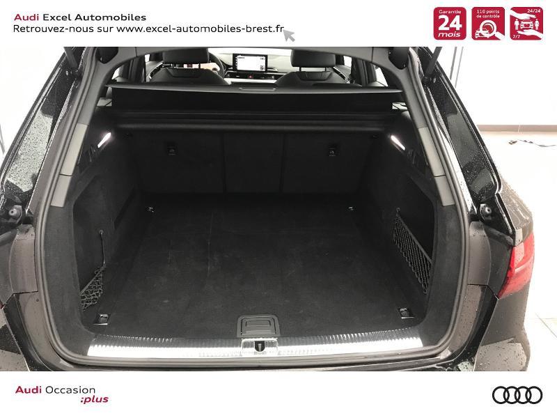 Photo 10 de l'offre de AUDI A4 Avant 35 TDI 163ch S line S tronic 7 94g à 39990€ chez Excel Automobiles – Audi Brest