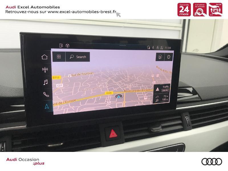Photo 11 de l'offre de AUDI A4 Avant 35 TDI 163ch S line S tronic 7 94g à 39990€ chez Excel Automobiles – Audi Brest