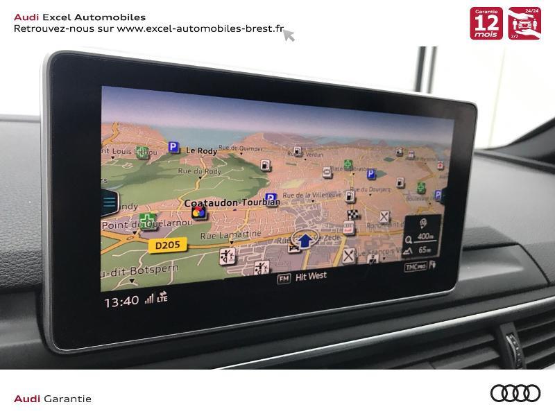 Photo 12 de l'offre de AUDI A4 Avant 2.0 TDI 150ch S line S tronic 7 à 24460€ chez Excel Automobiles – Audi Brest