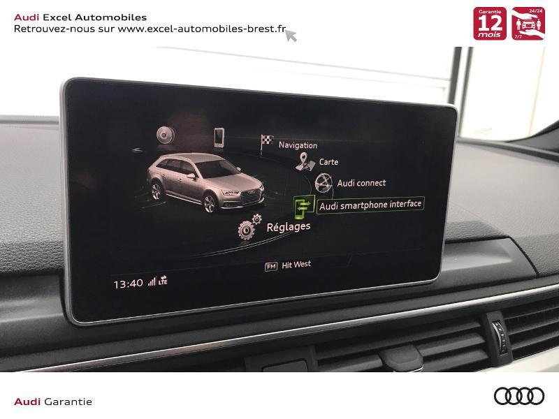Photo 15 de l'offre de AUDI A4 Avant 2.0 TDI 150ch S line S tronic 7 à 24460€ chez Excel Automobiles – Audi Brest
