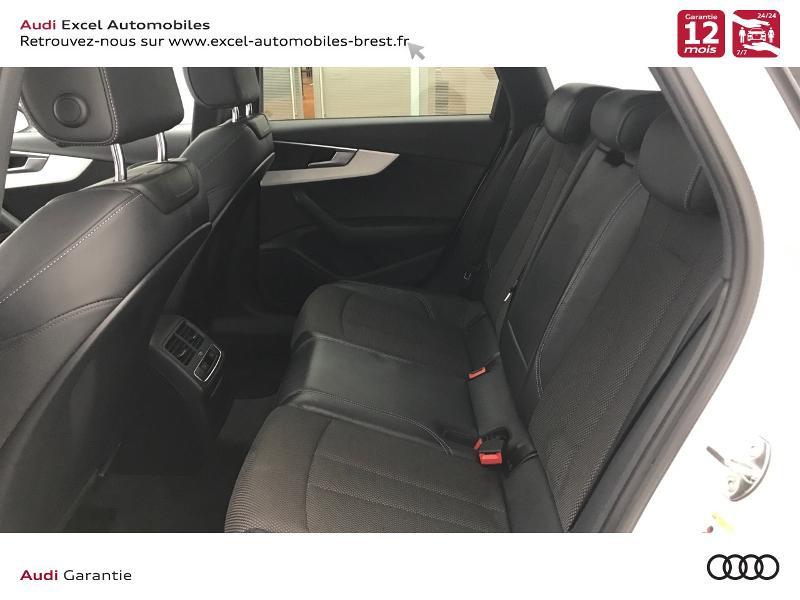 Photo 9 de l'offre de AUDI A4 Avant 2.0 TDI 150ch S line S tronic 7 à 24460€ chez Excel Automobiles – Audi Brest