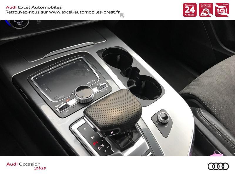 Photo 14 de l'offre de AUDI Q7 3.0 V6 TDI 218ch ultra clean diesel S line quattro Tiptronic 5 places à 41940€ chez Excel Automobiles – Audi Brest