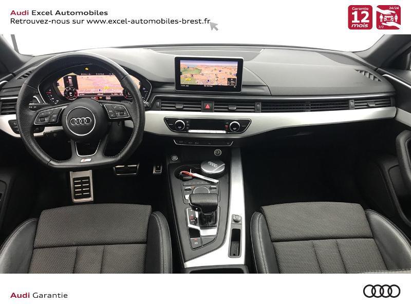 Photo 7 de l'offre de AUDI A4 Avant 2.0 TDI 150ch S line S tronic 7 à 24460€ chez Excel Automobiles – Audi Brest