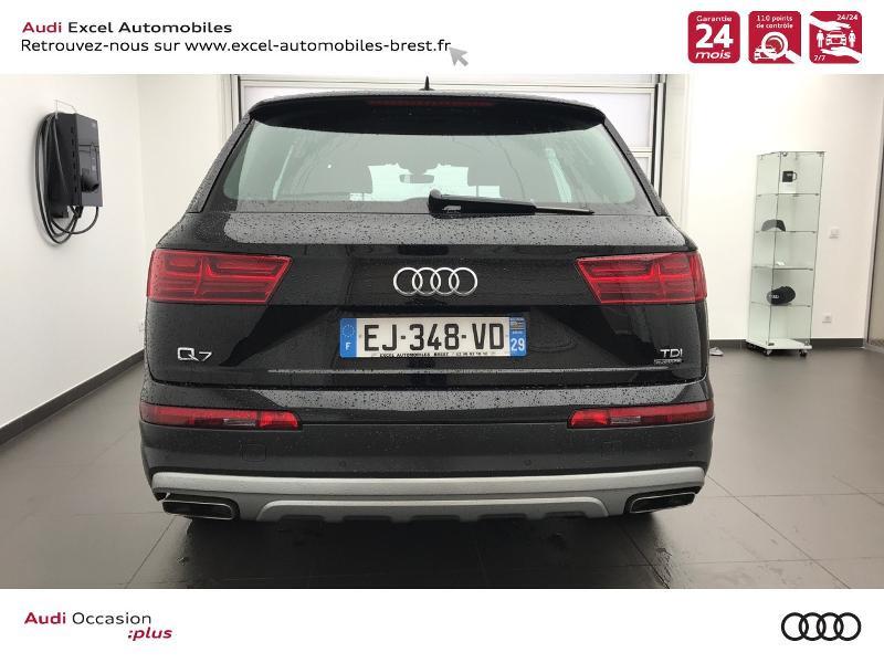 Photo 5 de l'offre de AUDI Q7 3.0 V6 TDI 218ch ultra clean diesel S line quattro Tiptronic 5 places à 41940€ chez Excel Automobiles – Audi Brest