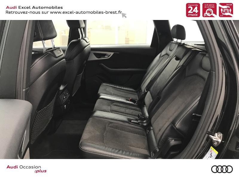 Photo 8 de l'offre de AUDI Q7 3.0 V6 TDI 218ch ultra clean diesel S line quattro Tiptronic 5 places à 41940€ chez Excel Automobiles – Audi Brest