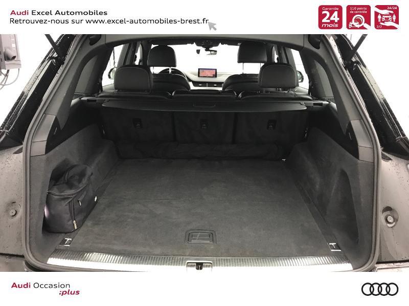 Photo 9 de l'offre de AUDI Q7 3.0 V6 TDI 218ch ultra clean diesel S line quattro Tiptronic 5 places à 41940€ chez Excel Automobiles – Audi Brest