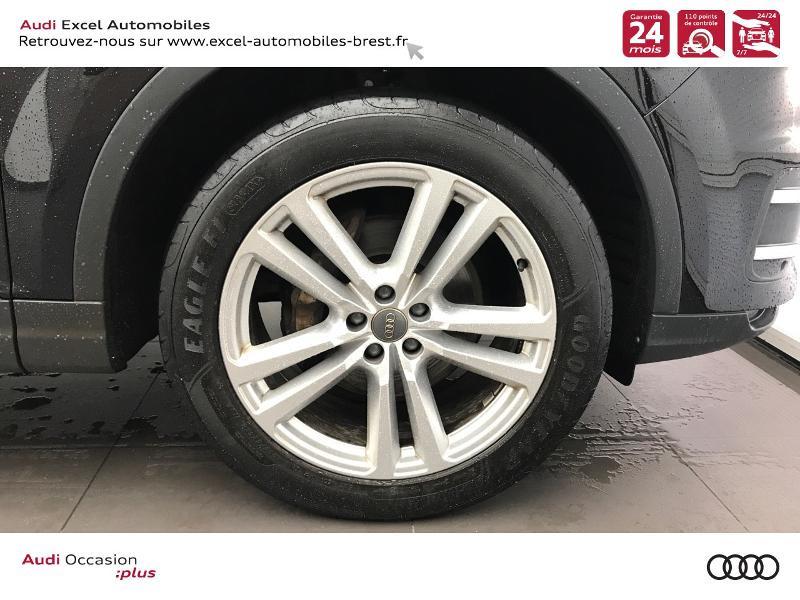 Photo 18 de l'offre de AUDI Q7 3.0 V6 TDI 218ch ultra clean diesel S line quattro Tiptronic 5 places à 41940€ chez Excel Automobiles – Audi Brest
