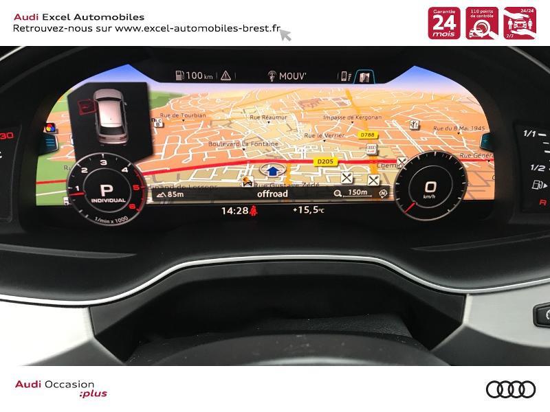 Photo 10 de l'offre de AUDI Q7 3.0 V6 TDI 218ch ultra clean diesel S line quattro Tiptronic 5 places à 41940€ chez Excel Automobiles – Audi Brest