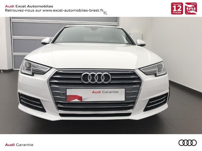 Photo 2 de l'offre de AUDI A4 Avant 2.0 TDI 150ch S line S tronic 7 à 24460€ chez Excel Automobiles – Audi Brest